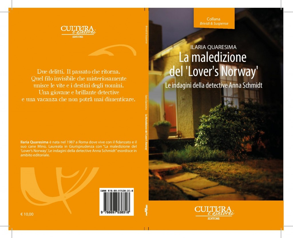 "La maledizione del ""Lover's Norway"" - cover"